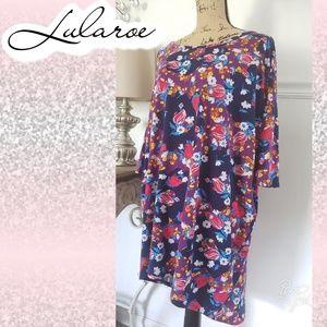 Lularoe Top dress? Floral xl